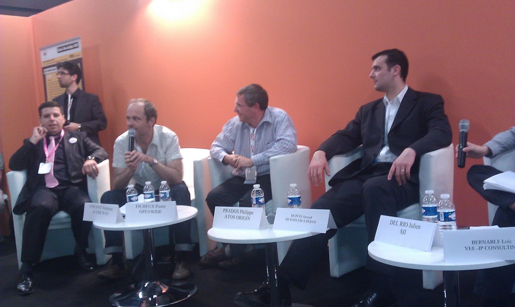 Table ronde sur Android
