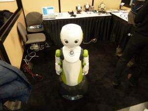 Oh un robot trop meeugnon
