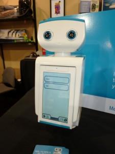 Un robot qui vous aide à faire votre régime