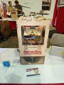 Makerbot l'imprimante 3D