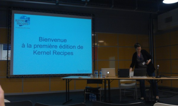 kernel-recipes