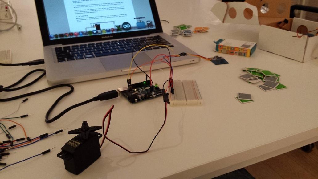 Workshop RFID