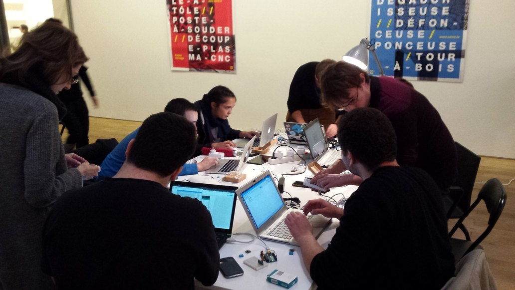 Workshop Sparkcore