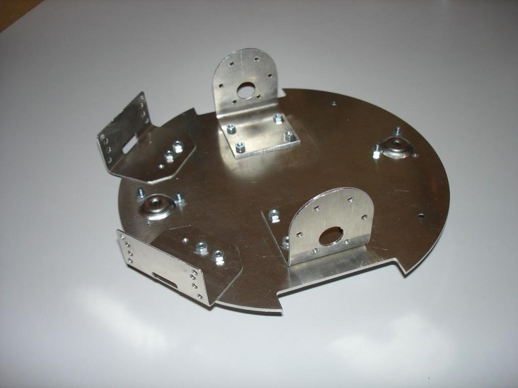 Châssis : base du robot