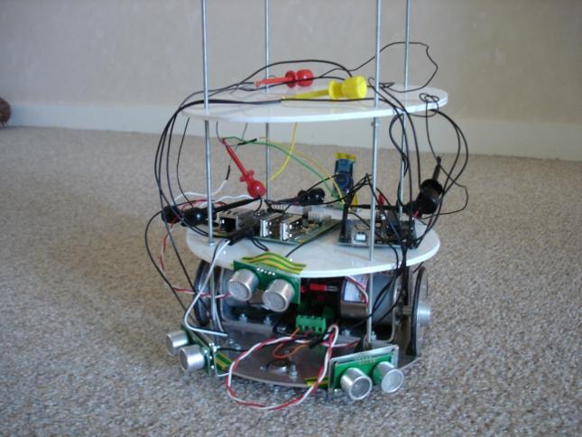 Robert - Premier prototype