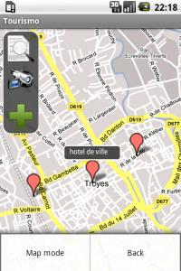 Carte de Troyes